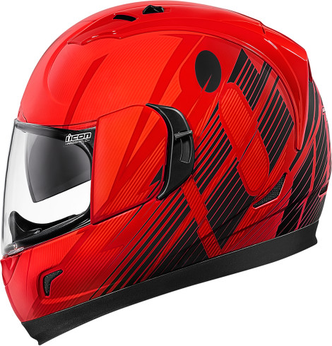 3017047a Icon Alliance GT Motorcycle Helmet