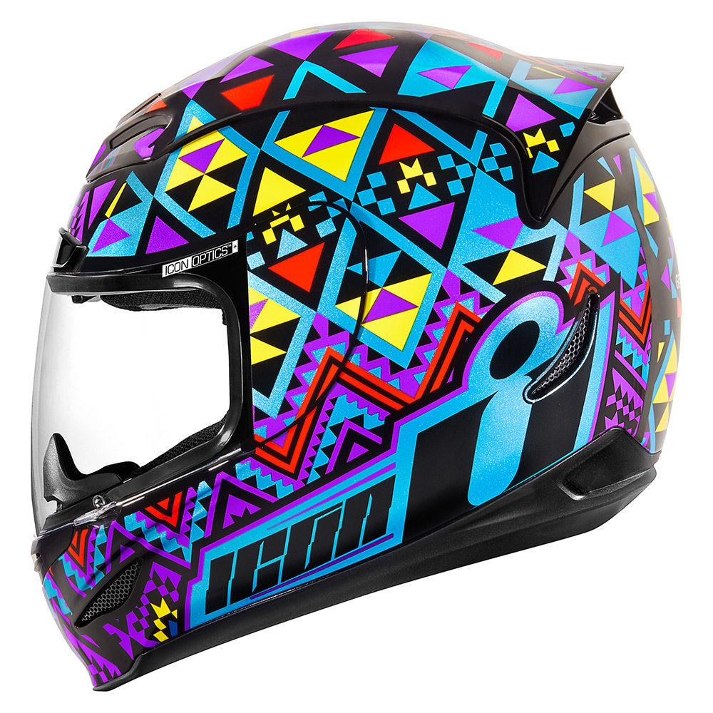f470c1f9 Icon's Airmada Helmets