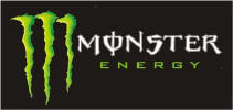 Official Monster Energy Helmets by Thor