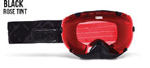 509 Aviator Snowmobile Goggles Black