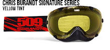 509 Aviator Snowmobile Goggles Chris Burandt Signature Series