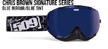 509 Aviator Snowmobile Goggles Chris Brown Signature Series