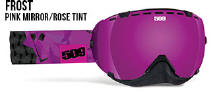 509 Aviator Snowmobile Goggles Frost