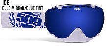 509 Aviator Snowmobile Goggles Ice