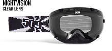 509 Aviator Snowmobile Goggles Night Vision