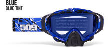 509 X5 Snowmobile Goggles Blue
