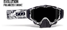 509 X5 Snowmobile Goggles Evolution