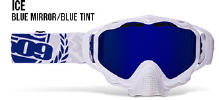 509 X5 Snowmobile Goggles Ice