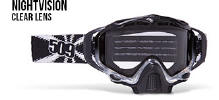 509 X5 Snowmobile Goggles Nightvision