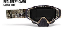 509 X5 Snowmobile Goggles Realtree Camo