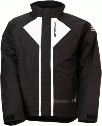 L Black//Grey Arctiva Snow Snowmobile Women/'s 2018 PIVOT Insulated Jacket