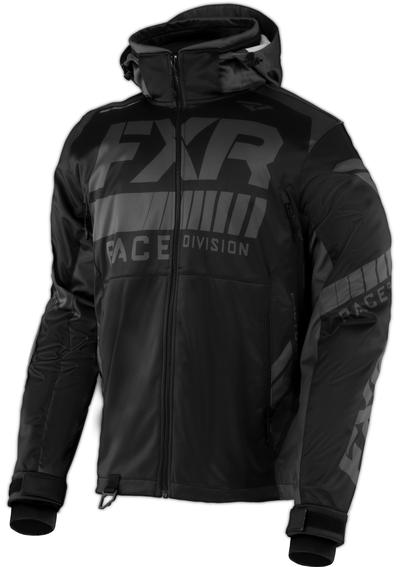 FXR Fuel FX Mens Snow Jacket Black Ops