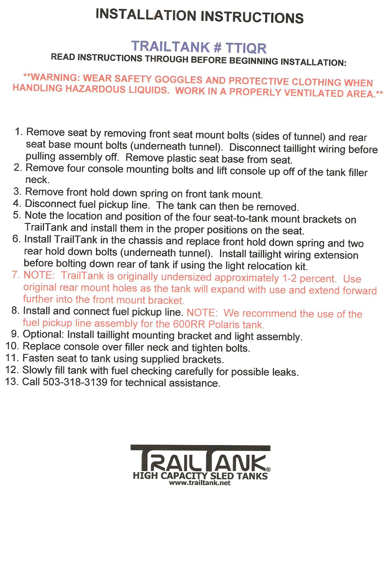 Polaris Iqr Caution And Troubleshooting Notes Iq Shift 600 Wiring Diagram
