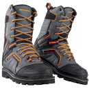 motorfist stomper 3.0 mens snowmobile boot