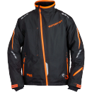 carbide jacket black orange