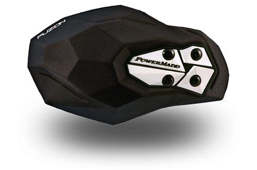PowerMadd Sentinel Replacement ATV Handguards Hand Guards White Black 34408