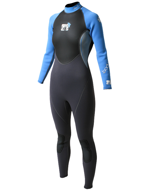 Body Glove Pro 3 Women's Full Wetsuit The Pro 3 wetsuits are great for